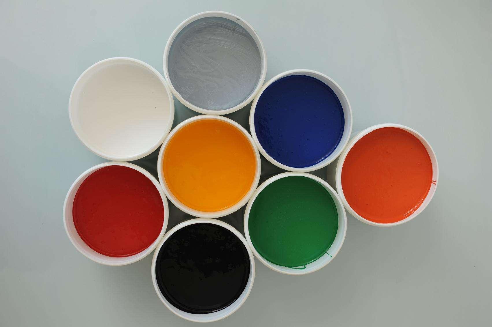 水性油墨的5大特性,一起来了解一下!